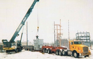 Crane Rigging & Lifting