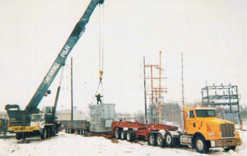 Reppert Crane Rigging
